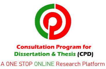 CPD (Consultation Program for Dissertation & Thesis) Logo